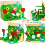 Flowerbed CARD