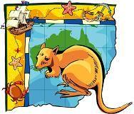Australia Lapbook and book ideas