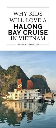 A Halong Bay Cruise allows your family to explore Vietnam's rich traditional culture while enjoying the bay's magnificent scenery.