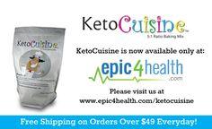 KetoCuisine : Solace Nutrition