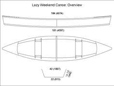 Lazy Weekend Canoe