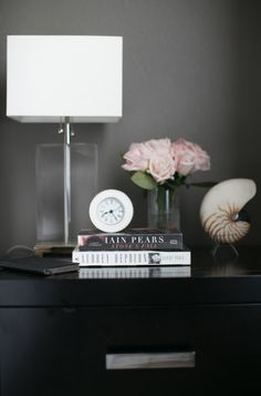 Moody bedroom: http://www.stylemepretty.com/living/2015/11/02/trending-cozy-black-rooms-to-get-lost-in/