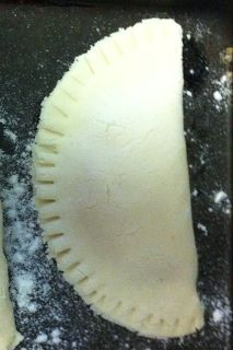 Gluten Free Kitchen Adventures: Gluten Free Cheesy Perogies