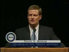 """THE CHARACTER OF CHRIST"" This talk was given at BYUI... This is similar to the talk that he gave at the MTC (Missionary Training Center) in Provo Utah on Ch..."