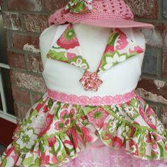 Lil queeny custom casual wear size 4/5