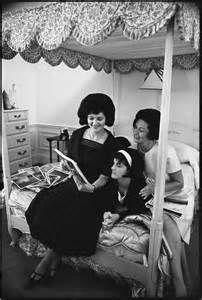 Lynda, Luci and Lady Bird