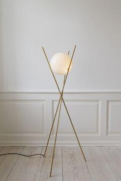 Floor lamp by Michael Anastassiades