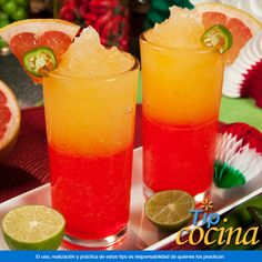 Frappé de Tequila Sunrise. Prepara esta deliciosa bebida para sorprender a tus invitados. Todo lo necesario para este tip lo encontrarás en Walmart. En Walmart SIEMPRE encuentras TODO y pagas menos.
