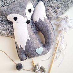 Custom made big fox!