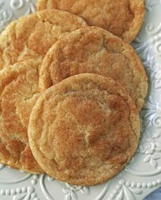 The Best Snickerdoodle Cookie Recipe. Soft and Chewy Snickerdoodle Cookies. The popular cinnamon-sugar soft and chewy sugar cookie recipe. A recipe that has been in the family for over 30 years! Cookie Desserts, Just Desserts, Cookie Recipes, Baking Recipes, Dessert Recipes, Holiday Baking, Christmas Baking, Christmas Cookies, Christmas 2019
