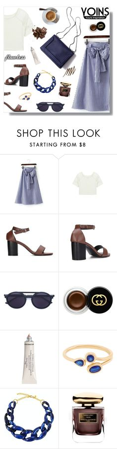 """""""yoins20"""" by nastenkakot ❤ liked on Polyvore featuring 3.1 Phillip Lim, Thierry Lasry, Gucci, Kenneth Jay Lane, By Terry, Smashbox, yoins, yoinscollection and loveyoins"""
