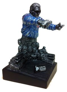 The Harry Caray Replica Statue available July 13 to the first 10,000 fans at Wrigley Field!
