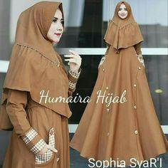 Check out trending dresses for Abaya Fashion, Denim Fashion, Fashion Muslimah, Muslim Long Dress, Moslem Fashion, Girls Frock Design, Frocks For Girls, Islamic Fashion, Islamic Clothing