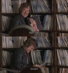 PSH as Lester Bangs, speaking the truth in Almost Famous