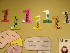 Библия забава для детей: Семинар Библия учителя