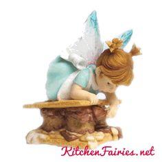 S'mores Expert Fairie - My Little Kitchen Fairies