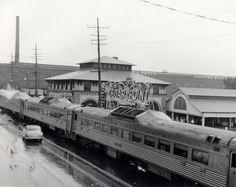 Sandusky History: Baltimore and Ohio Railroad