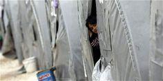 La guerra en Siria, iniciada en 2011, ha obligado a la mitad de la población a huir del país y refugiarse en otros.