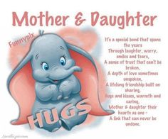 Mother And Daughter Pictures, Photos, and Images for Facebook, Tumblr, Pinterest, and Twitter