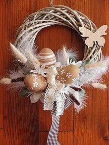 60 Easter Holiday Home Decorations Easter Crafts Ideas, Spring Projects, Spring Crafts, Easter Flower Arrangements, Easter Holidays, Noel Christmas, Wreath Crafts, Easter Wreaths, Summer Wreath, Easter Crafts