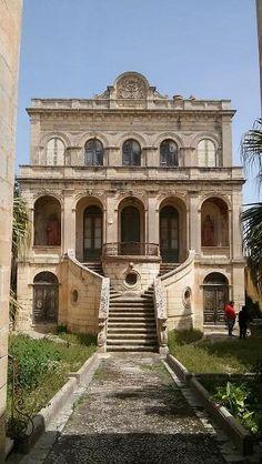 Villa Guardamangia, the Queen's former home on Malta has fallen into disrepair - Telegraph