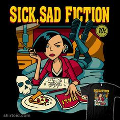 Sick Sad Fiction