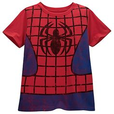 Outfit Spider-Man Tee for Kids
