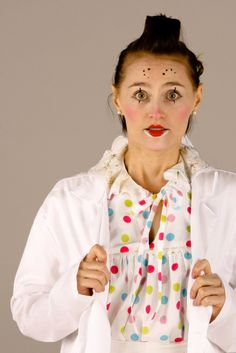 maquiagem clown hospital - Pesquisa Google