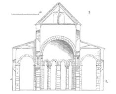 Dictionnaire raisonné de l'architecture française du XIe au XVIe siècle/Architecture religieuse - Wikisource Architecture Religieuse, France, Gate, Medieval, Construction, Outdoor Structures, Building, Design, Arquitetura