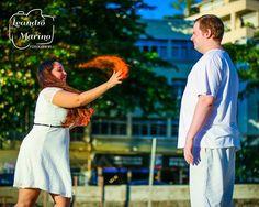 E continuando o sábado... Chrys e João vão se casar. E julgando por esta foto esse será um casamento muito divertido. :) Que toda essa alegria os acompanhe pela vida!!!!! Felicidades aos noivos nesta nova etapa em suas vidas! :)  #leandromarinofotografia #registrandomomentos #capturandoemocoes #engagement #engagementsession #esession #sessaofotografica #sessaofotograficarj #riodejaneiro #carioca #errejota #colors #love #endlesslove #amorinfinito #bestoftheday #picoftheday #instapic…