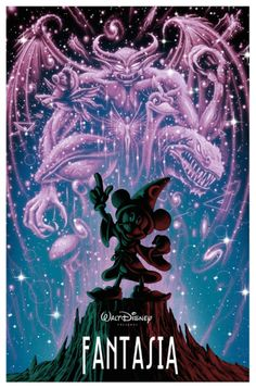 Fantasia. Walt changed the way animation was done with this one. He spared no expense when trying to create the best animation in the business.