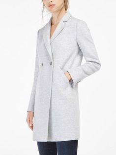 Women´s Coats & Jackets at Massimo Dutti online. Enter now and view our Spring Summer 2019 Coats & Jackets collection. Summer Collection, Chef Jackets, Style Me, Duster Coat, Chiffon, Spring Summer, Grey, Clothes, Women
