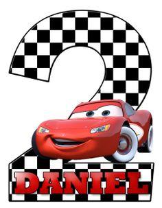 BIRTHDAY THEM Car Themed Parties, Cars Birthday Parties, Cars Invitation, Birthday Logo, Balloon Pictures, Disney Cars Birthday, Car Themes, Birthday Decorations, Party