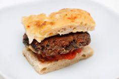 vegetarburger veganburger veggieburger burger uten kjøtt, uten egg, uten melk