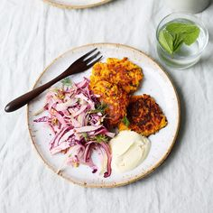 A colourful plateful of food that is surprisingly quick to pull together. (Makes six fritters.) This delicious recipe is part of Khoollect Food Editor Frankie Unsworth's Weekend Eats: a waste-free menu for two. Check out Frankie's delicious menu to get the full … Continue reading →
