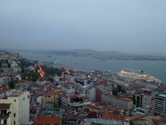 Turkey - Istanbul - Landscape of Istanbul (photo by Carla Iaconetti)