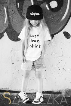 Last clean t-shirt »szafeczka.com - blog parentingowy - children's fashion