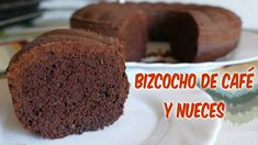 Bizcocho de Café y Nueces / RECETA CASERA / Josean MG   Muffin, Breakfast, Desserts, Recipes, Youtube, Food, Canela, Homemade Cupcake Recipes, Walnut Recipes
