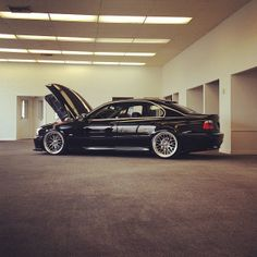 BMW M5 E39 aftermarket wheels...