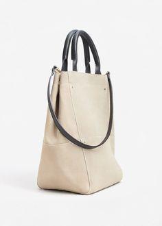 Even&Odd Shopping Bag - light blue Z76PvkVA2