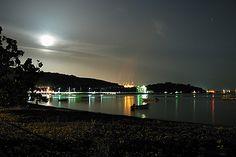 Guayanilla at night