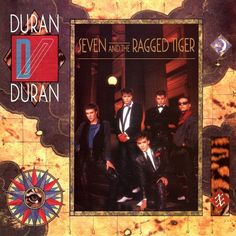Duran Duran - Seven And The Ragged Tiger on 180g 2LP