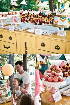 Girly and Stylish Bow & Arrow Themed Party