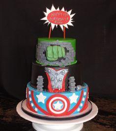 Avengers themed