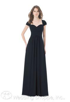 Bill Levkoff Bridesmaid Dress 496