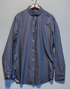 0288be1fa925 Preowned Men s banana republic Size medium Slim fit cotton Dress shirt long  sleeve Striped In good conditions Smoke   pet free home We only ship inside  usa ...
