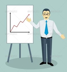 Man Teaching ...  background, board, business, class, classroom, corporate, course, education, group, illustration, learning, lecture, lecturer, people, presentation, school, screen, seminar, speaker, study, teach, teacher, team, training, university, vector, white, whiteboard, workshop