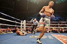 Orlando Salido Knocks out Juan Manuel Marquez.