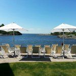 Mattolaituri and its amazing view. Outdoor Furniture Sets, Outdoor Decor, Cafe Bar, Helsinki, Finland, Seaside, Trip Advisor, Dining Table, Patio