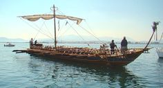 A museum in the port city of Volos in eastern Greece will host the replica of Argo, the legendary ship propelled by 50 oars-men and sail on which according to Greek mythology,